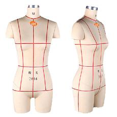 亚洲女装半身人台